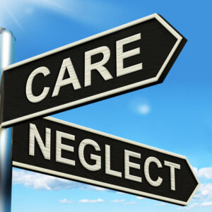 http://www.dreamstime.com/royalty-free-stock-photos-care-neglect-signpost-shows-caring-negligent-showing-image38166278
