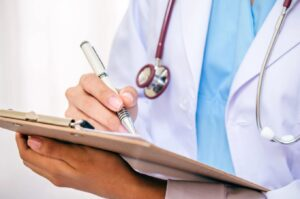 Who will pay the medical bills in an auto accident?
