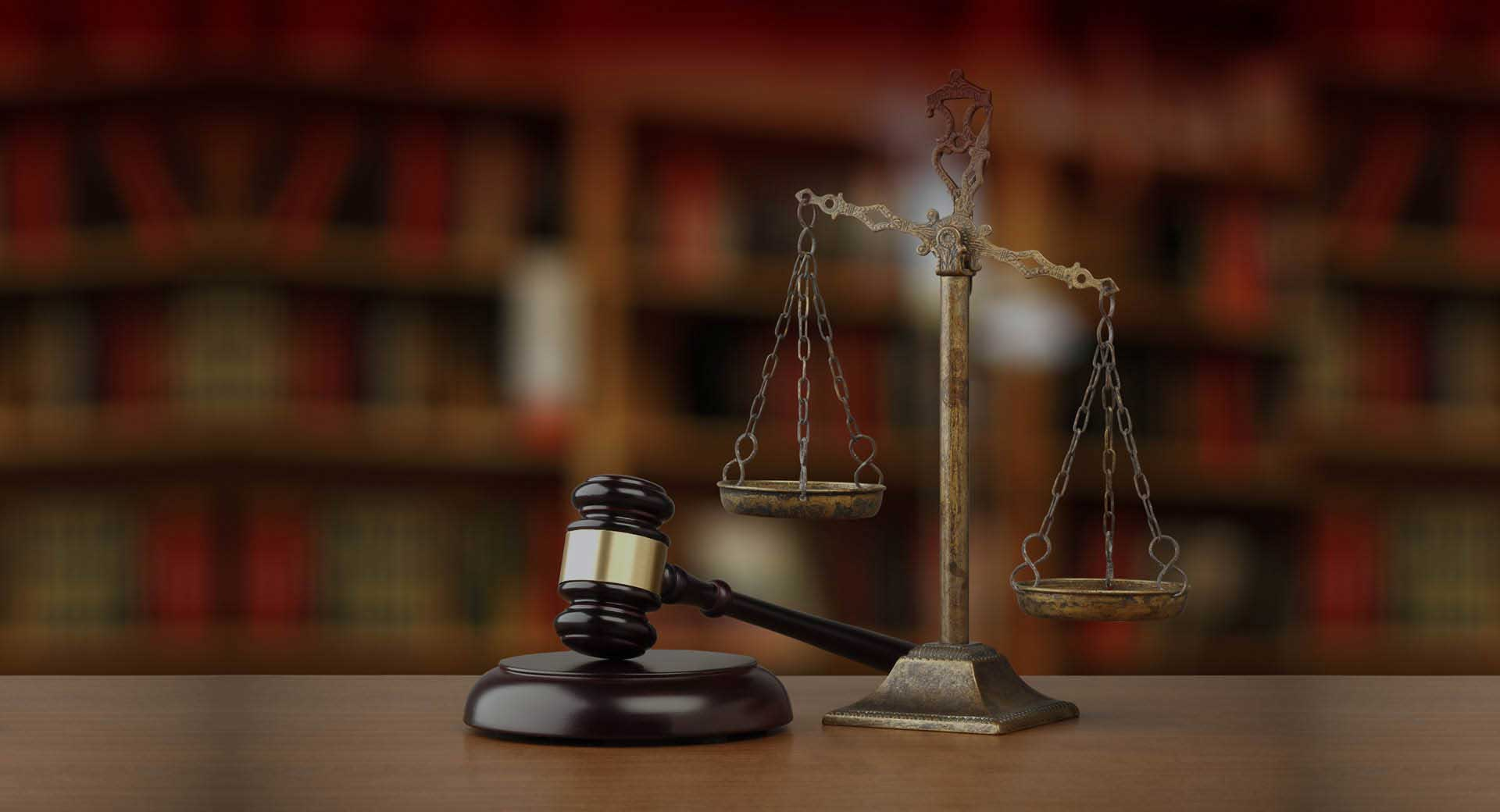 Personal Injury Scales of Justice